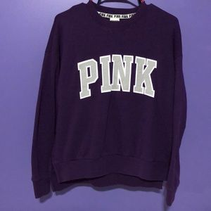 VS PINK Campus Sweater!